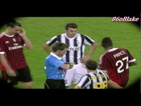 AC Milan vs Juventus – Trailer 2012 – HD
