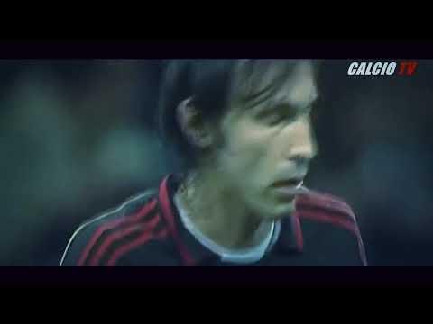 AC Milan-Manchester United 3-0 CL 2007 Highlights SKY Calcio Telecronaca Compagnoni
