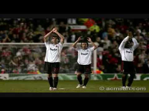 AC Milan vs Manchester United (2-3) UEFA Champions League Highlights [16/02/2010] HQ