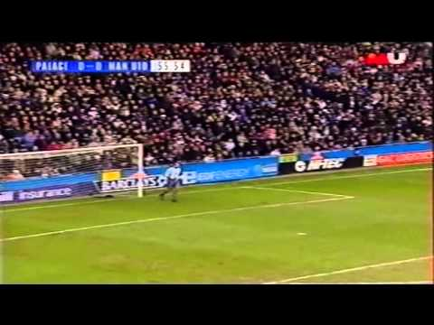 Crystal Palace vs Manchester United (05/03/2005) – Full Match