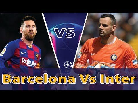 Inter Milan vs Barcelona Squad & Lineup UEFA Champions League 11/12/2019 | Barcelona vs Inter