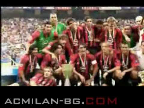 Златните сезони на Милан 2003-2004-2005 – ACMilan-bg.com