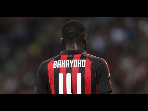 Bakayoko speaks out on possible permanent AC Milan transfer