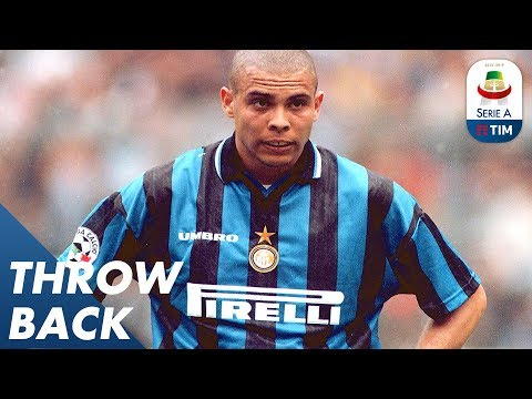 Ronaldo's Top 10 Goals In The League | Throwback | Serie A