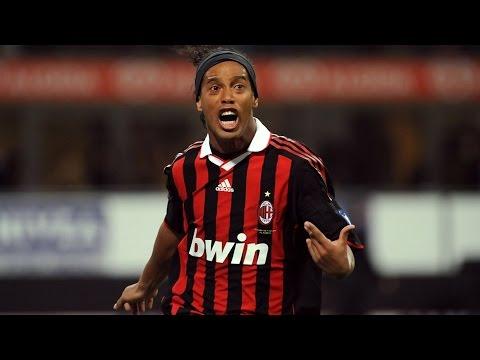 Ronaldinho All Seira A Goals 09/10