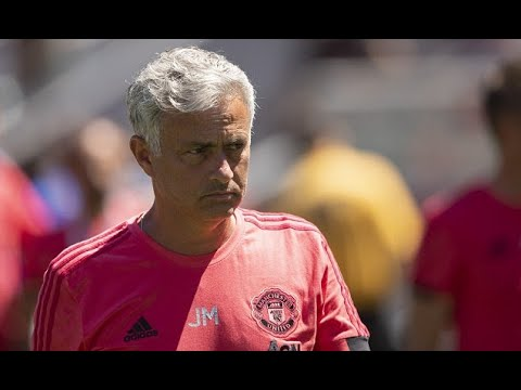 Breaking News –  Manchester United boss Mounrinho refuses to discuss title challenge
