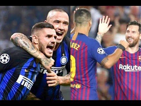 Prediksi Bola Inter Milan Vs Barcelona 7 November 2018