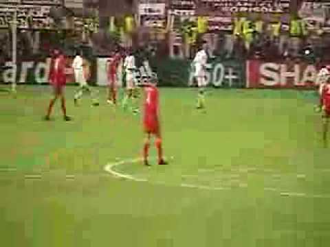 Liverpool vs Ac milan champions league final 2005