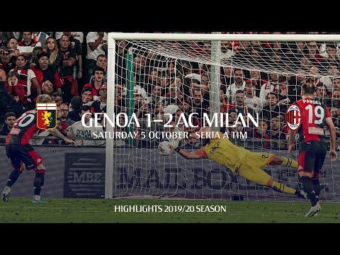 Highlights | Genoa 1-2 AC Milan | Matchday 7 Serie A TIM 2019/20