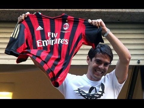 """Ricardo Kakà Official Welcome Back to AC Milan """"The Legend""""