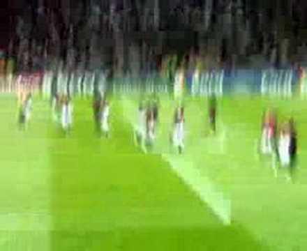MILAN-MANCHESTER UTD 3-0!!! FINE PARTITA!!!