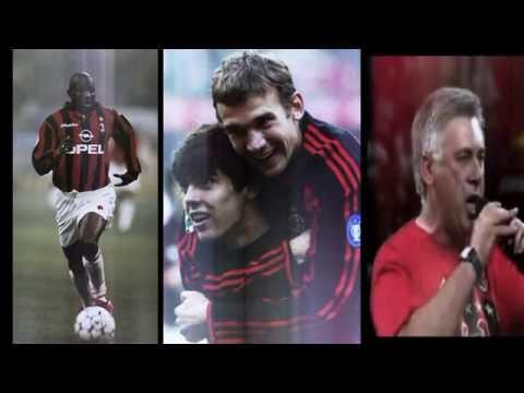 ROSSO (MEZZI ARTISTI) – AC Milan non ti lasceremo mai