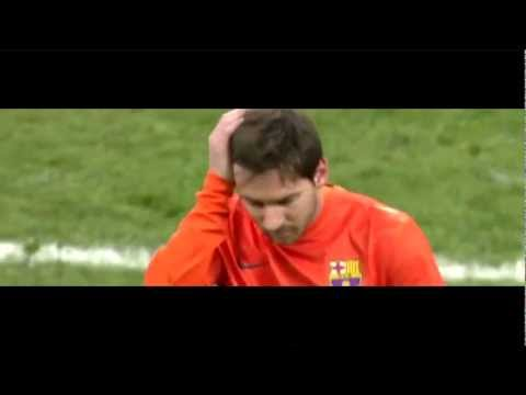 Lionel Messi vs AC Milan (A) HD (20.2.2013) [Cropped]