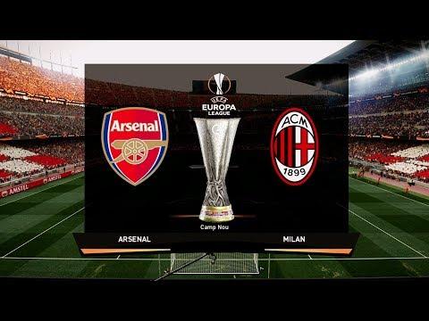 UEFA Europa League Final 2019 – ARSENAL vs AC MILAN