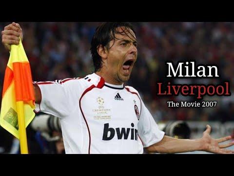 Milan – Liverpool 2-1 (MARIANELLA) Finale 2007