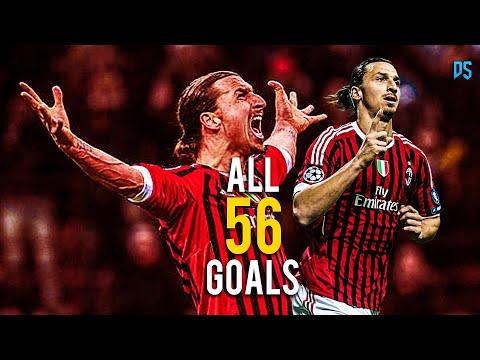 Zlatan Ibrahimovic Welcome back to AC Milan-All 56 Goals for AC Milan | HD