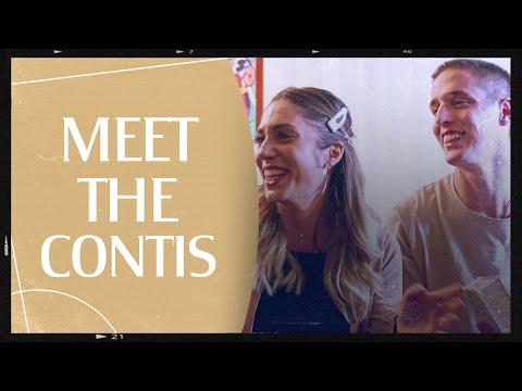 Meet the… Contis 🏡