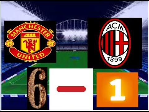 FTL-STL | Manchester United – AC Milan | Friendly | Full Match (didnt record last goal sorry)