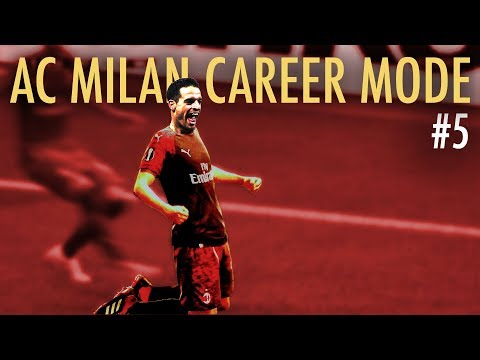 FIFA 19 Career Mode AC Milan | Serie A or Europe? #5