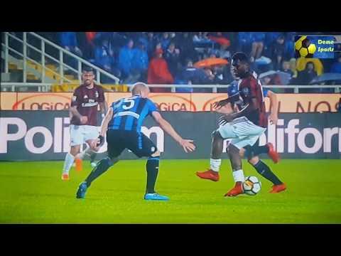 atalanta vs milan full match hilights 13/05/2018 HD