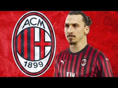 Zlatan Ibrahimovic ● Welcome Back to AC Milan ● 2019/20 ⚫️?
