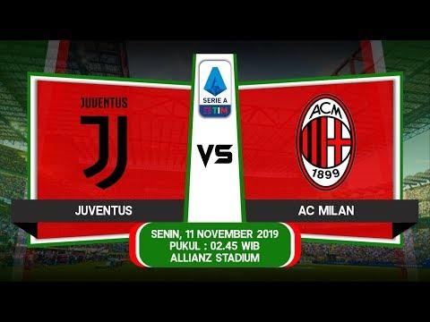 Prediksi Juventus vs AC Milan – (11/11/19) Jadwal & Prediksi | ACEHBET303