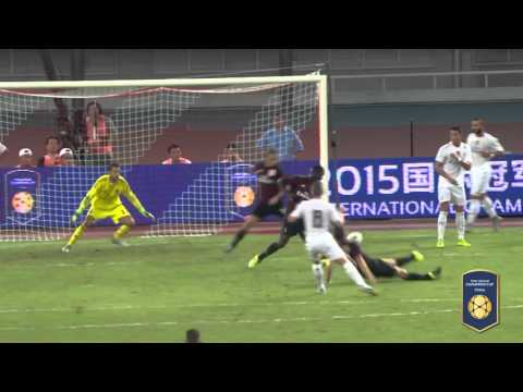 ICC 2015: Real Madrid vs. AC Milan Highlights