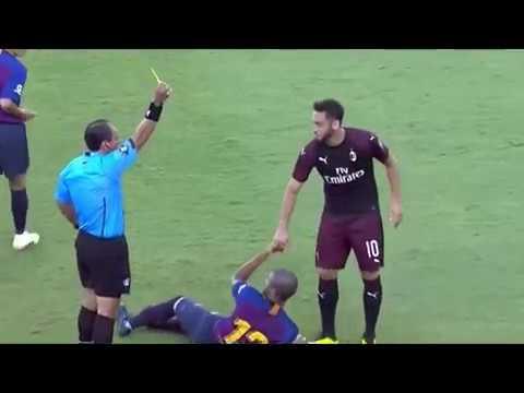 Milan-Barcelona 1:0