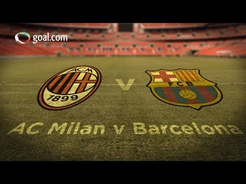 AC Milan v Barcelona Preview – Champions League 2013