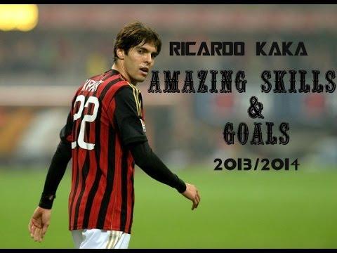 Ricardo Kaka ● Amazing Skills & Goals 2013/2014 ● AC Milan & Real Madrid
