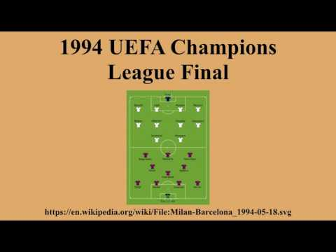 1994 UEFA Champions League Final