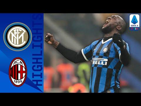 Inter 4-2 Milan   Incredible Inter Comeback Takes the Milan Derby!   Serie A TIM