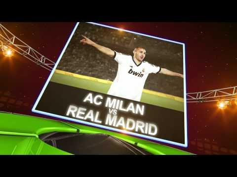 AC Milan vs. Real Madrid Tickets 2012   TicketCenter.com
