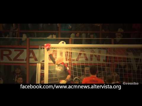 FC Barcelona Vs AC Milan Promo – 12.03.2013 (acmNews)