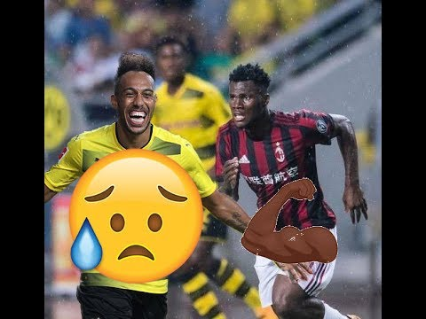A.C Milan News – Aubameyang, De Sciglio & Match ratings!