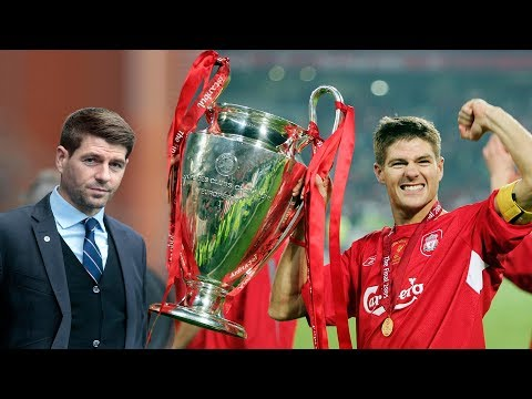 Liverpool's 2005 Champions League winning squad 🏆 Then and Now ★ Transformation ★ 2020