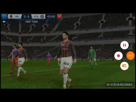 Random Squad vs AC Milan – Commentary Version