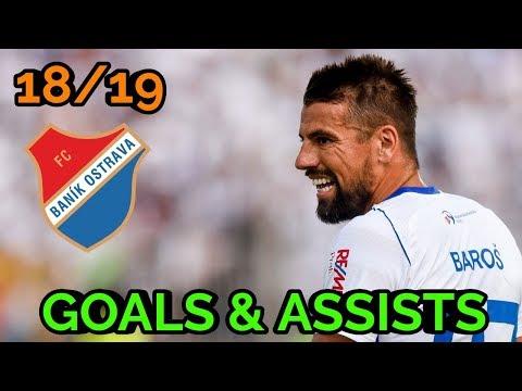 Milan Baroš | GOALS & ASSISTS | 18/19