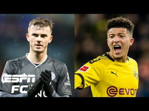 James Maddison to Manchester United? Jadon Sancho to stay at Dortmund? | Transfer Rater