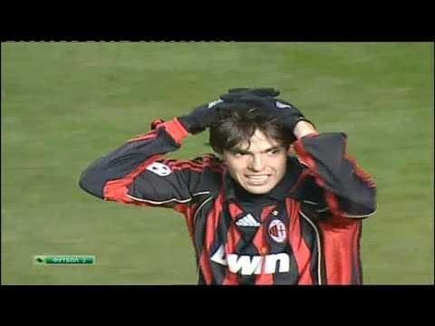 Ricardo Kaká vs Celtic – Away 2006/07 HD 720p By Alex