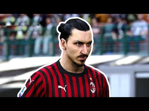 AC Milan vs Juventus ( ZLATAN  Scored 2 Goals)