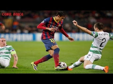 Barcelona vs Celtic 6-1 All Goals & Highlights