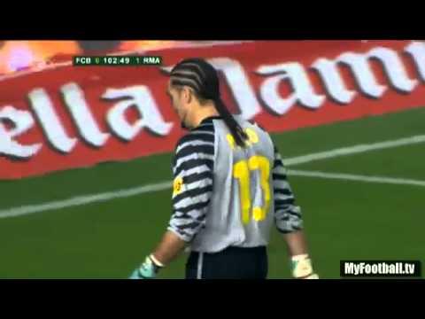 Real Madryt vs Barcelona 1:0 (Copa del Rey, Puchar Króla – finał, 20.04.2011)