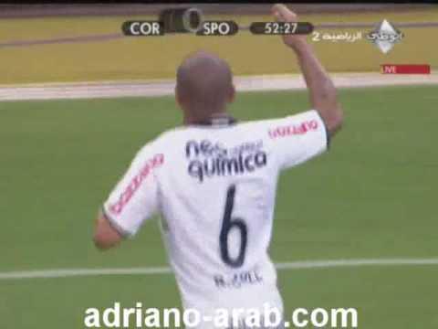Gols de Roberto Carlos – Corinthians 4×3 São Paulo – Paulistão 2010 – 28/03/2010