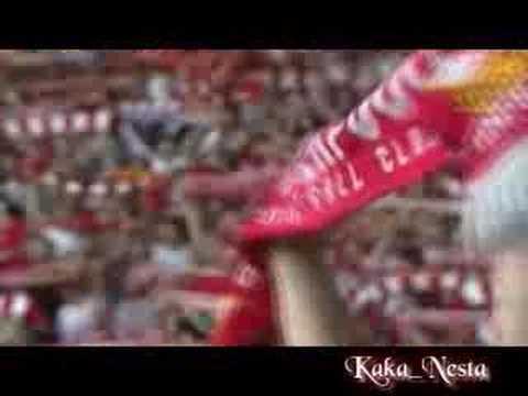 ACMilan VS Liverpool – ATHENS 2007
