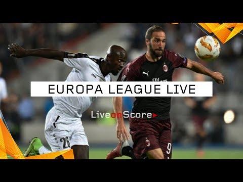 AC Milan vs Dudelange – UEFA Europa League 2018/2019