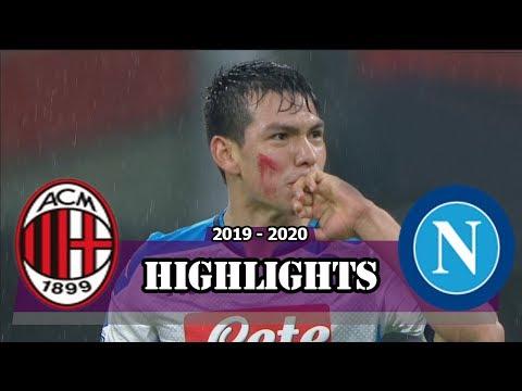 Gol de Chucky Lozano vs Milan   Hirving Lozano 2019   HD-720P