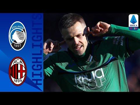 Atalanta 5-0 Milan   Iličić At The Double As Rossoneri Suffer Bergamo Woe   Serie A TIM