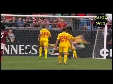 Highlights & Goal Liverpool vs AC Milan 2-0 ICC 2014 HD
