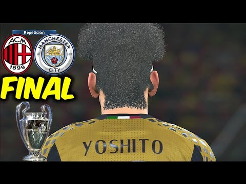 FINAL CHAMPIONS LEAGUE | ADIÓS MILÁN… ¿HOLA REAL MADRID? | PES 2017 BAL